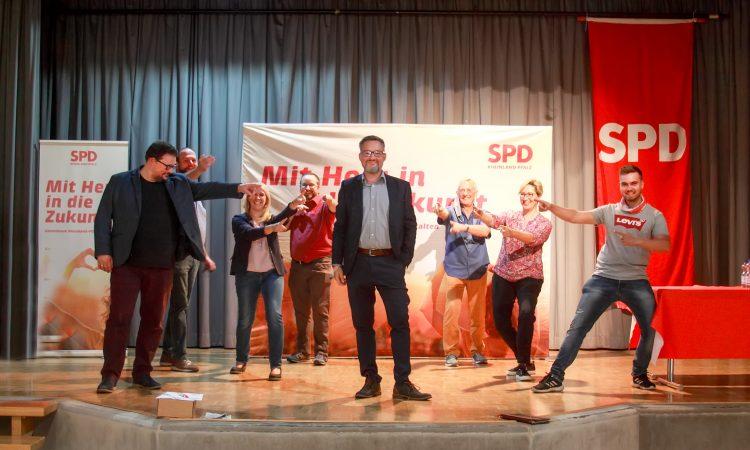 Der Vorstand der SPD Lingenfeld hat Markus Kropfreiter einstimmig als Kandidaten für den neuen Wahlkreis 51 (VG Bellheim, Stadt Germersheim, VG Lingenfeld, VG Offenbach)