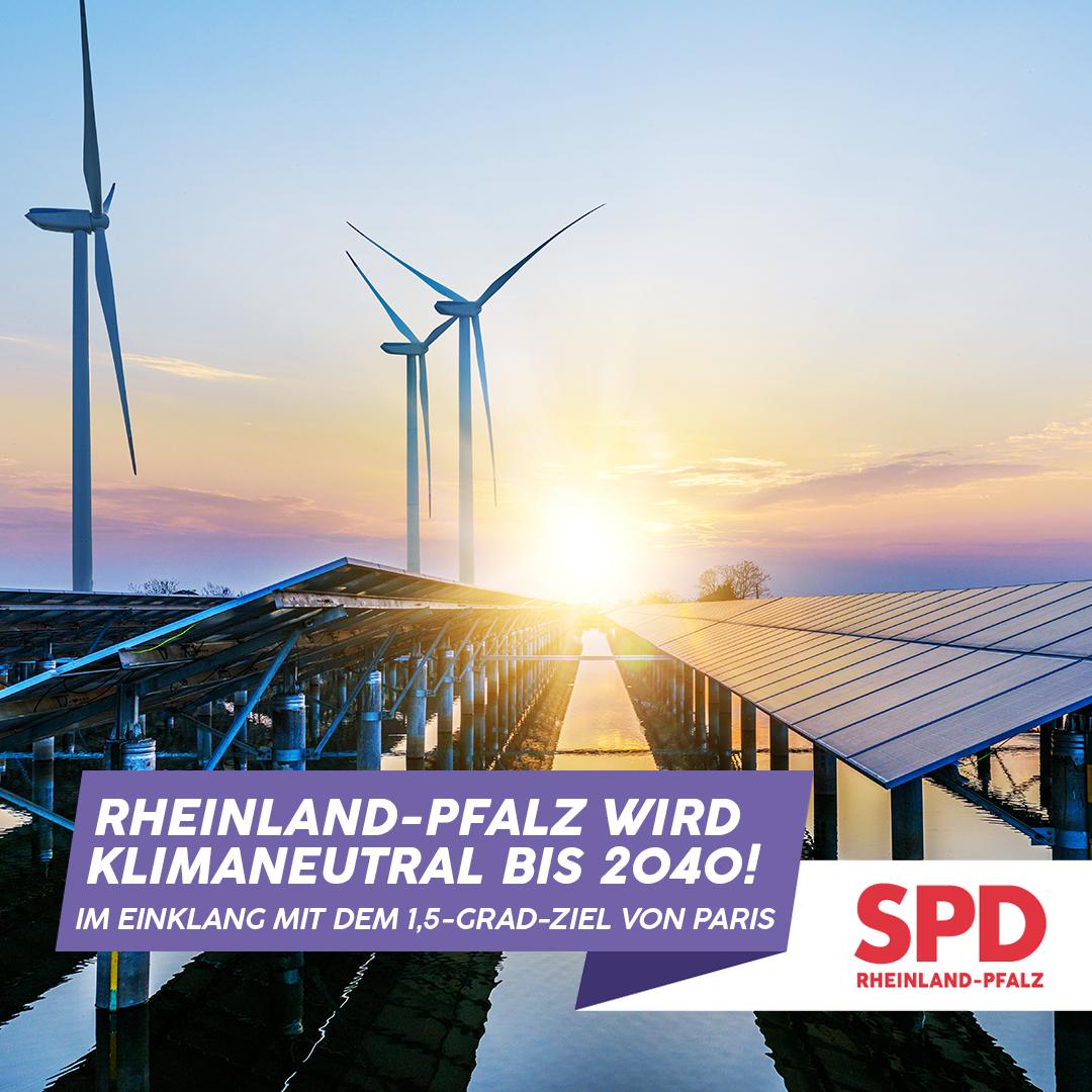 Regierungsprogramm der SPD RLP
